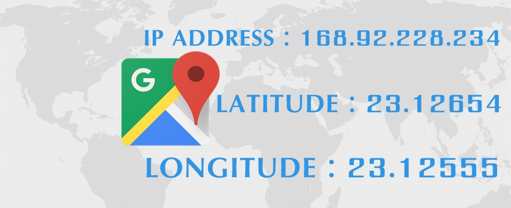 How to track website visitors location in php