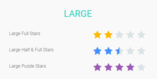CSS Star Rating System Example Free Download - PHPKIDA