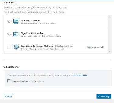 Login With LinkedIn in PHP v2