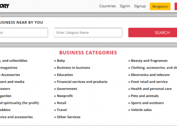Online Directory Software – Local Business Directories Application