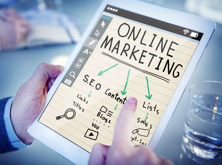 Choose your platforms wisely online marketing