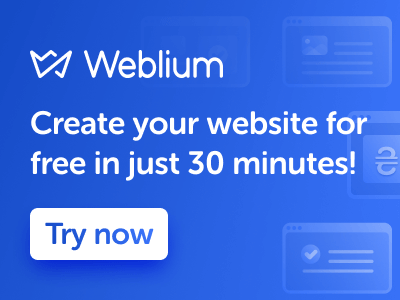 Weblium AI Website Builder
