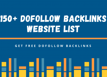 DoFollow Backlinks Site List 2021 | Get Free Backlinks