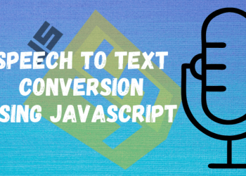 Speech to Text Conversion Using JavaScript